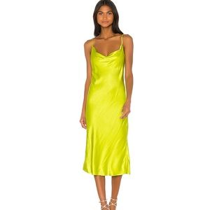 Sharnie Slip Dress from Revolve
